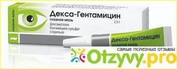 Декса гентамицин мазь глазная аналоги | глазной.ру