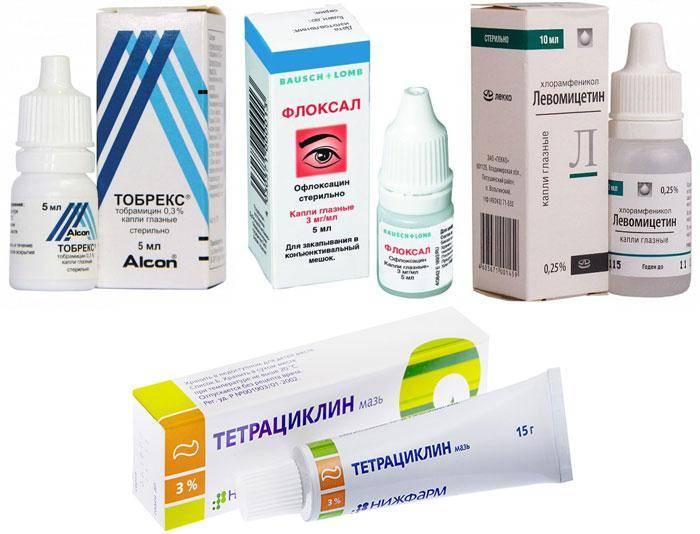Мамина аптечка: какие народные средства от конъюнктивита у детей разрешены