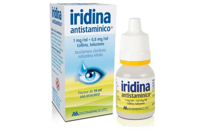Легендарные капли для глаз iridina — мгновенно снимают раздражение и покраснение