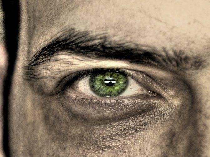 Секреты определения характера по цвету глаз