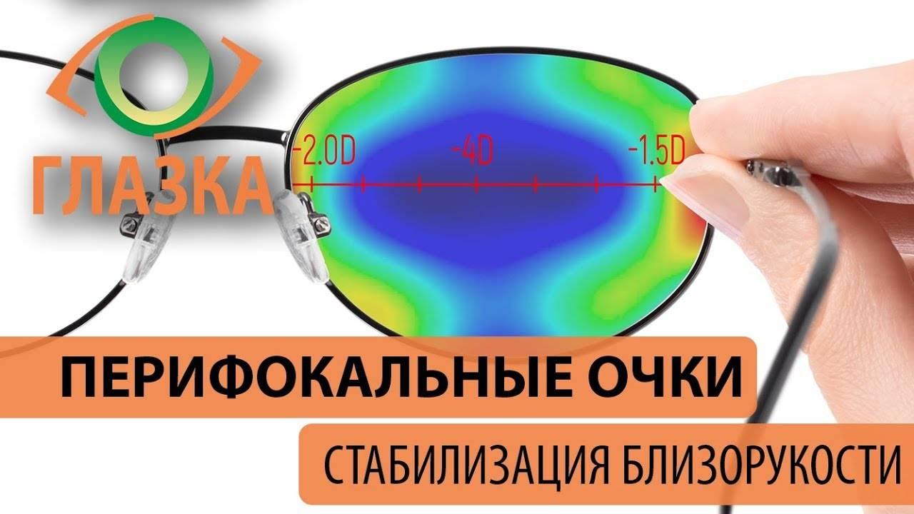 Очковые линзы myopilux для контроля миопии (близорукость)