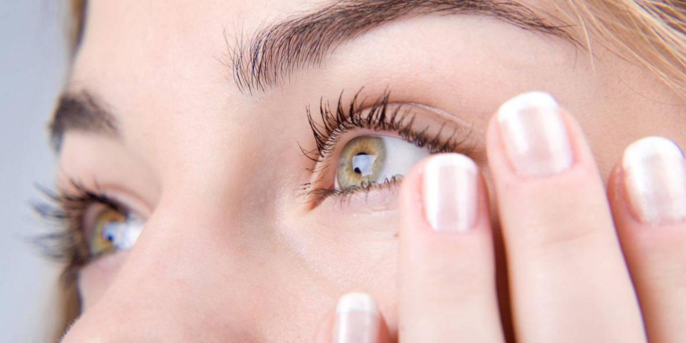 Что делать если уксус попал в глаз - все о здоровье