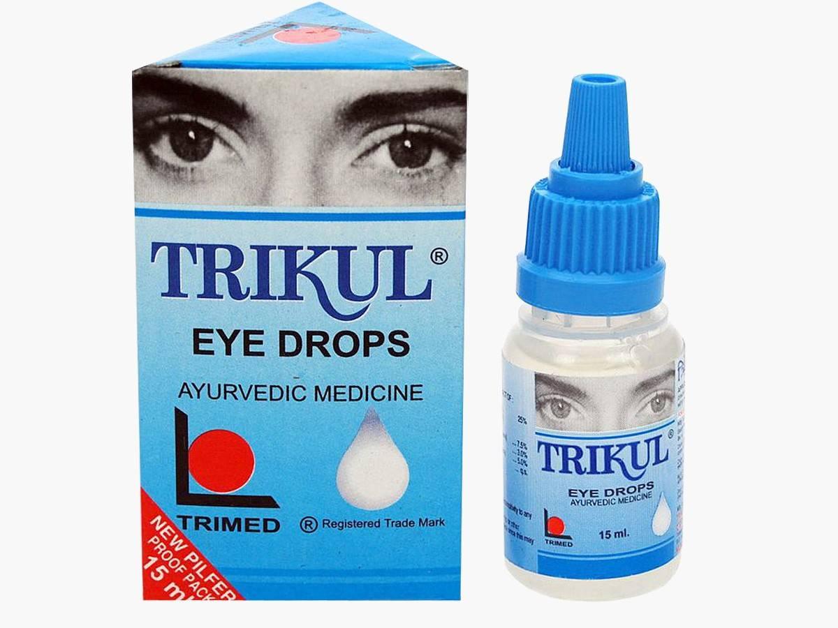 Витаминные капли для глаз для улучшения зрения при близорукости, дальнозоркости. список, отзывы