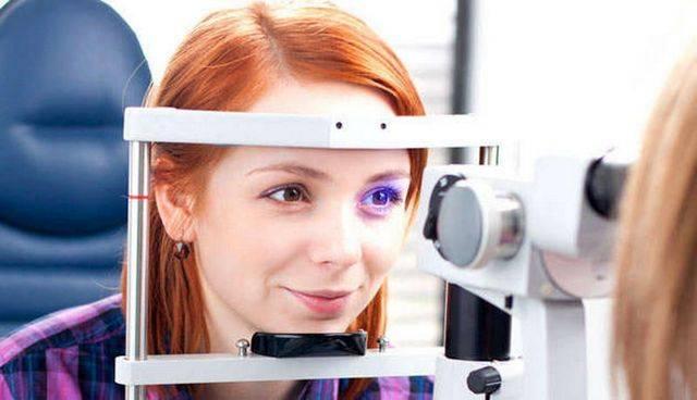 Лазерная терапия органов зрения