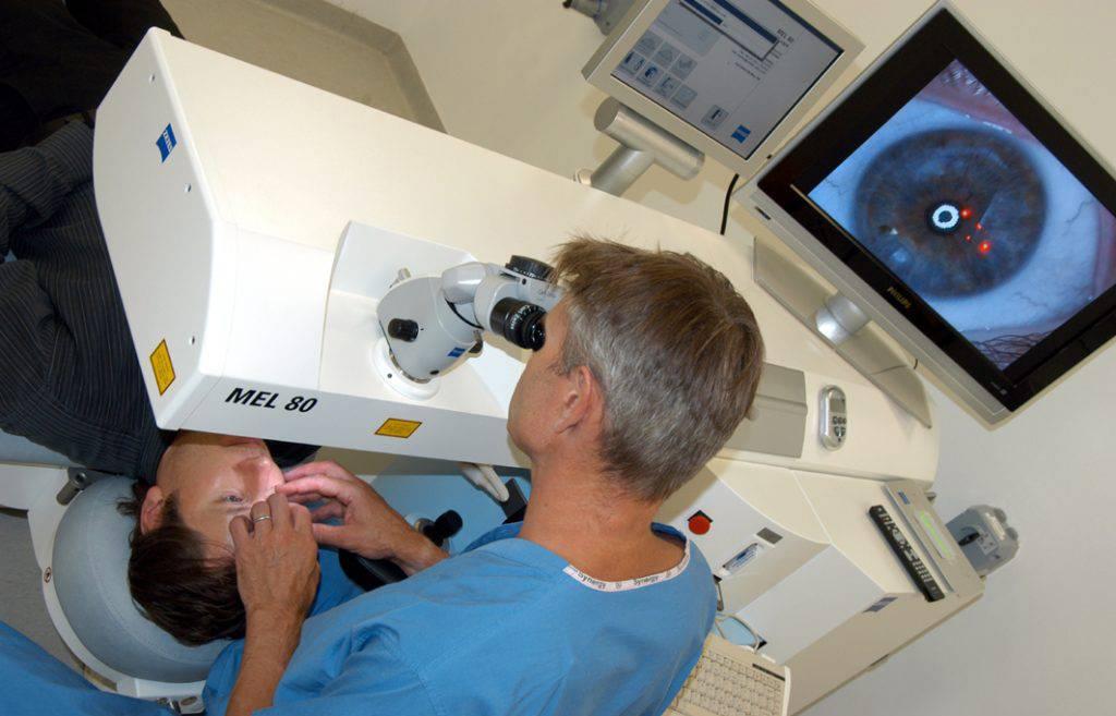 Осложнения после лазерной коррекции зрения - всё о глазах