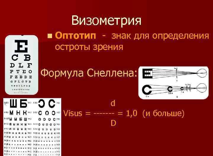 Скиаскопия: описание, методика проведения, показания и расшифровка результатов