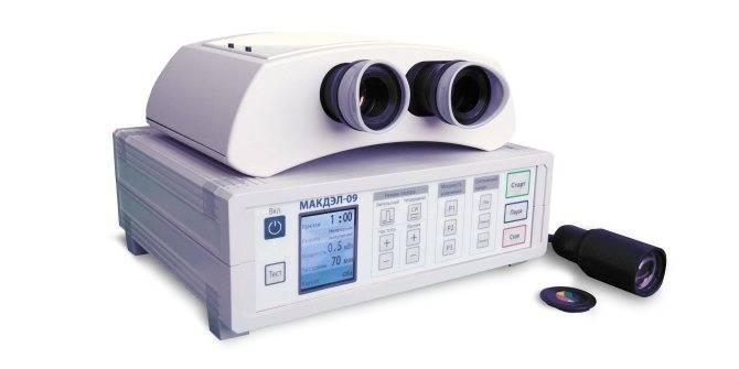 Лазеростимуляция – лазерная стимуляция глаз и зрения.