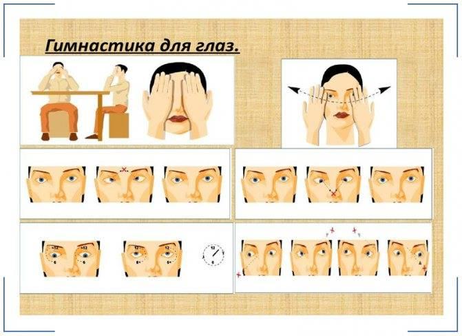 Массаж вокруг глаз против морщин – эффективные методики