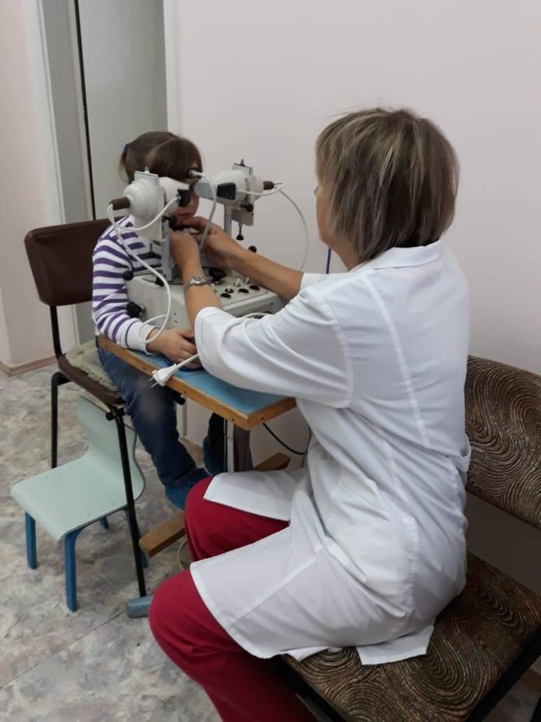 Чем занимается центр охраны зрения детей