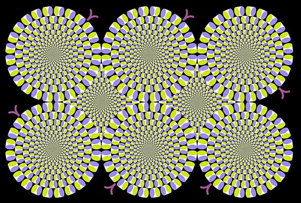 Иллюзия зрения (обман глаз): видео, что это такое, почему возникает