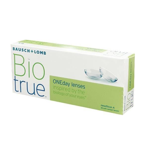 Biotrue - раствор для линз, обзор, цена, отзывы