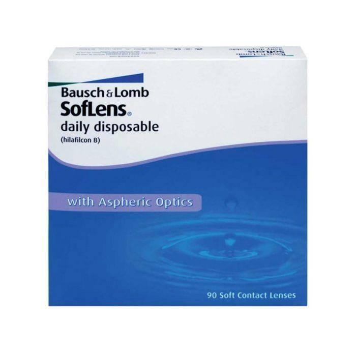 Soflens daily disposable - стоит ли покупать?