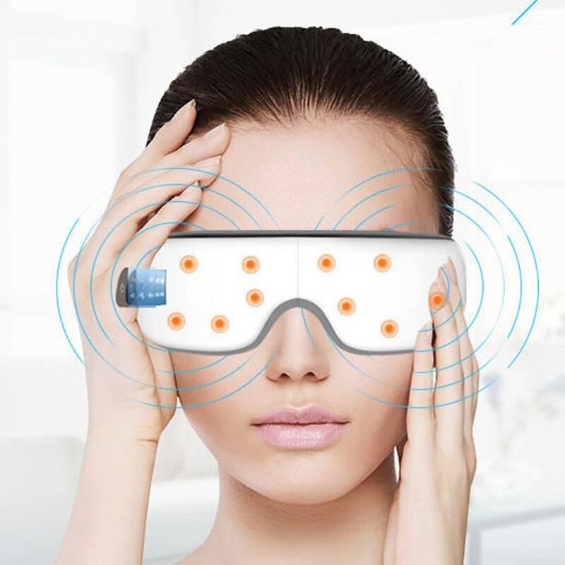 Массажер для глаз: отзывы врачей, массажные очки для восстановления зрения, как пользоваться