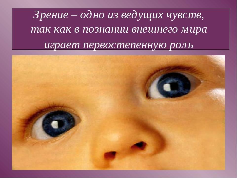 Гигиена зрения у детей - простые правила сохранения здоровья глаз