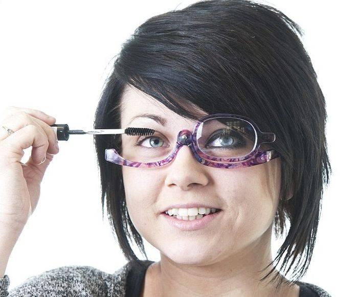 Полезные хитрости для носителей очков