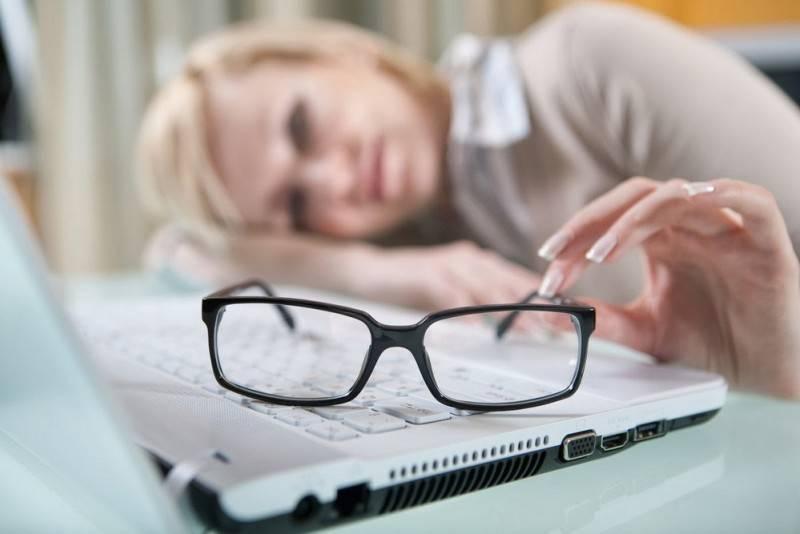 После родов упало зрение что делать - лечение глаз