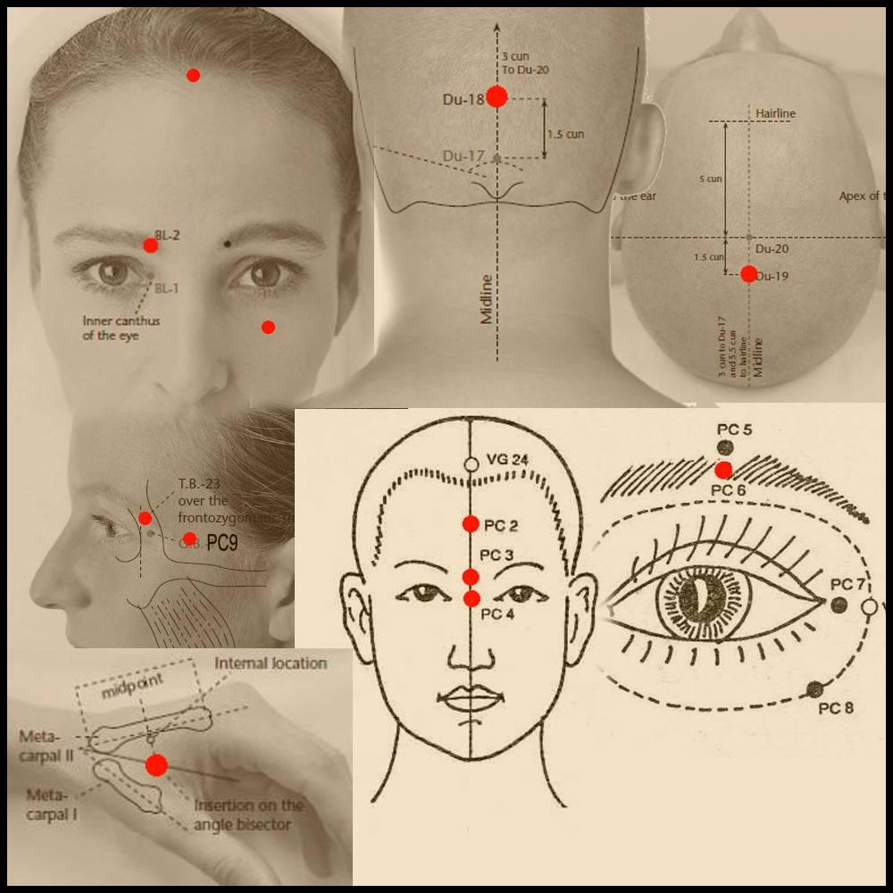 Даосский массаж для мужчин или женщин: для груди, глаз, лица