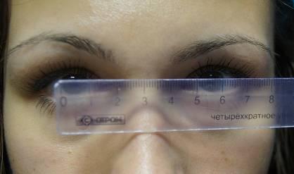 Для чего измеряют межцентровое расстояние? почему окулист в рецепте на очки указывает расстояние между центрами зрачков
