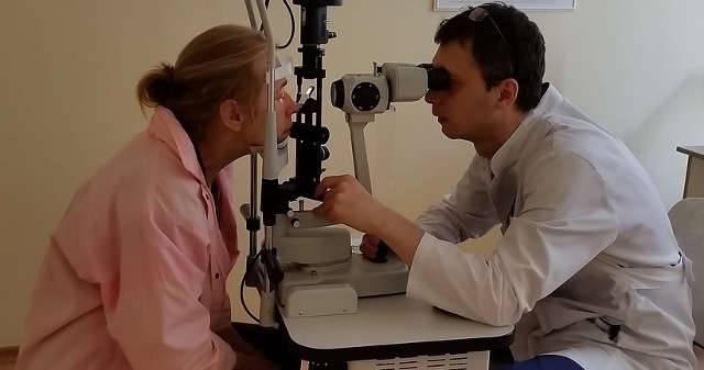 """Лечение катаракты без операции - """"здоровое око"""