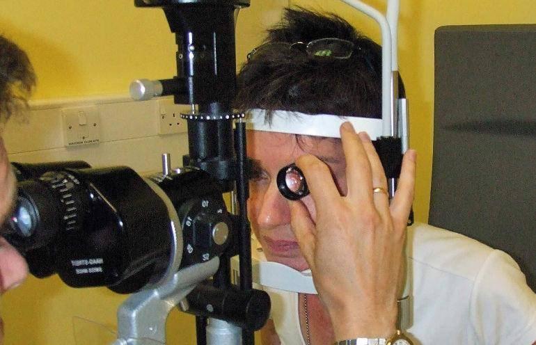 Окт сетчатки глаза - что это такое и в каких случаях проводится