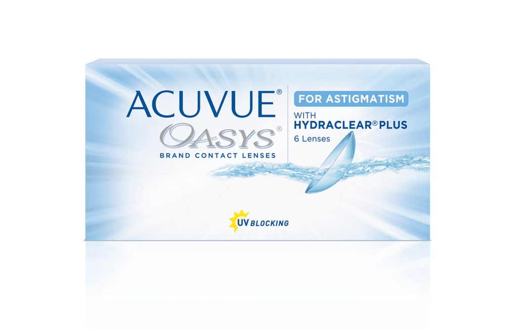 Контактные линзы 1-day acuvue — их плюсы, виды и основные параметры