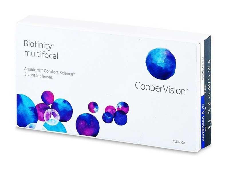 Контактные линзы biofinity cooper vision: обзор моделей и отзывы покупателей