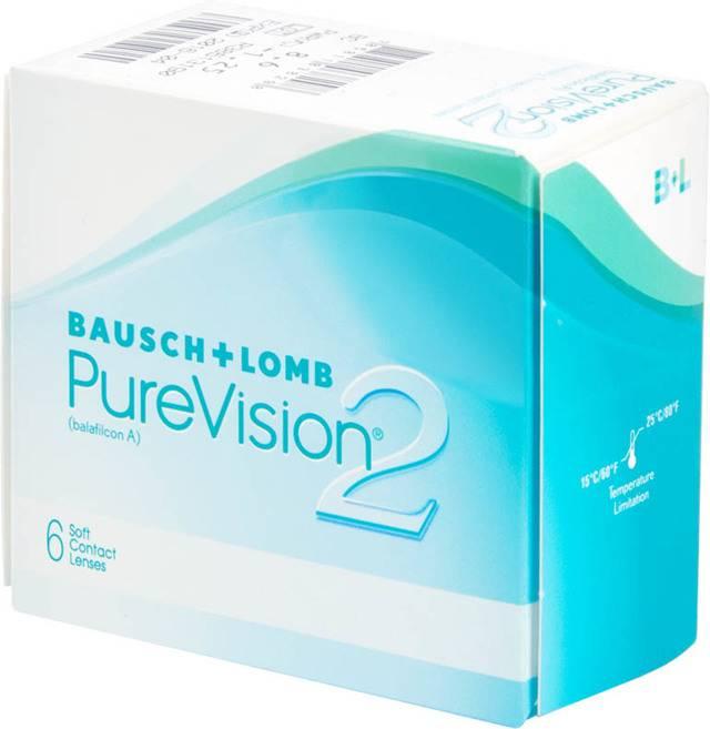 Pure vision - обзор контактных линз