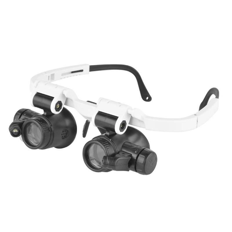 Увеличительные очки для мелких работ - описание, как выбрать