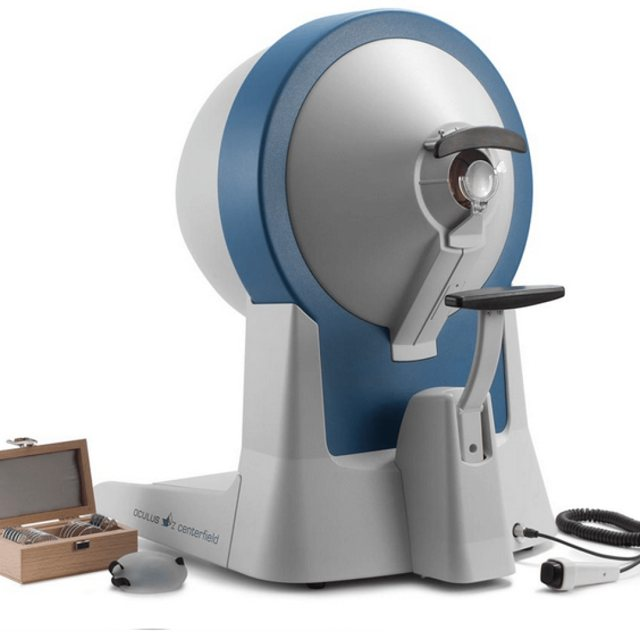 Компьютерная периметрия глаза: что это такое, методика проведения в офтальмологии, расшифровка, что определяет, поля зрения