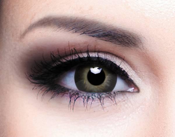 Цветные линзы на карие глаза - цвета для карих не для зрения разные: коричневые для изменения цвета , серые, отзывы, гетерохромия
