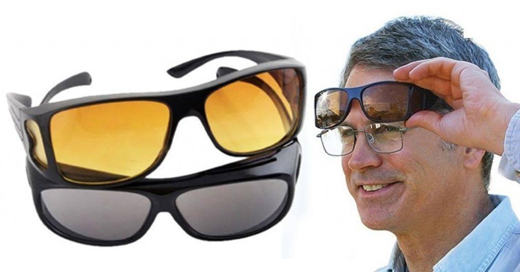 Лучшие антибликовые поляризационные очки для водителей, нюансы выбора