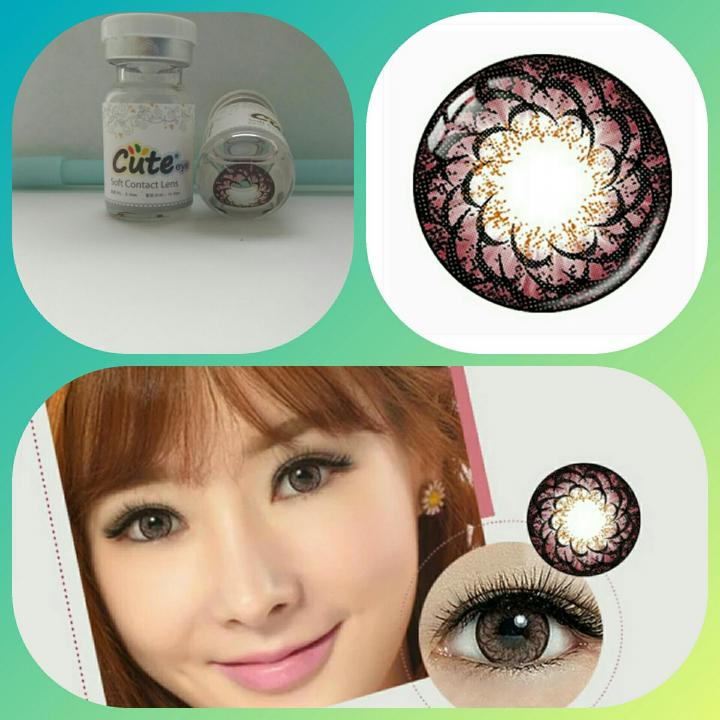 Цветные контактные линзы без диоптрий – основные критерии подбора