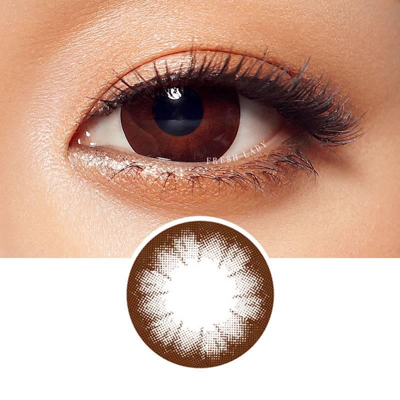 Цветные контактные линзы: вредны или безопасны?