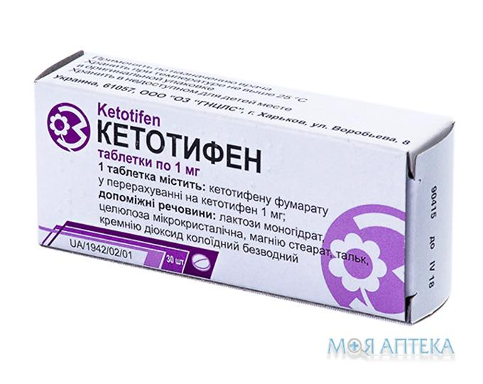 Зачем назначают глазные капли кетотифен – аналоги нового поколения, какие более эффективны
