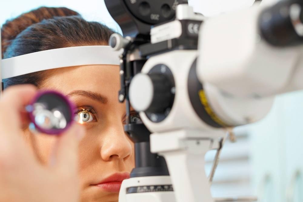 Обследование глазного дна — офтальмология
