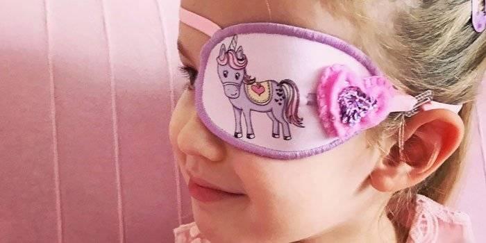 Что такое окклюдер и как использовать детские и взрослые изделия для глаз?