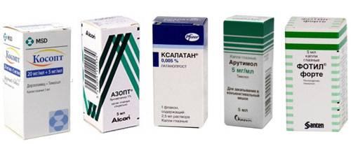 Витамины для глаз при катаракте и глаукоме в таблетках: список