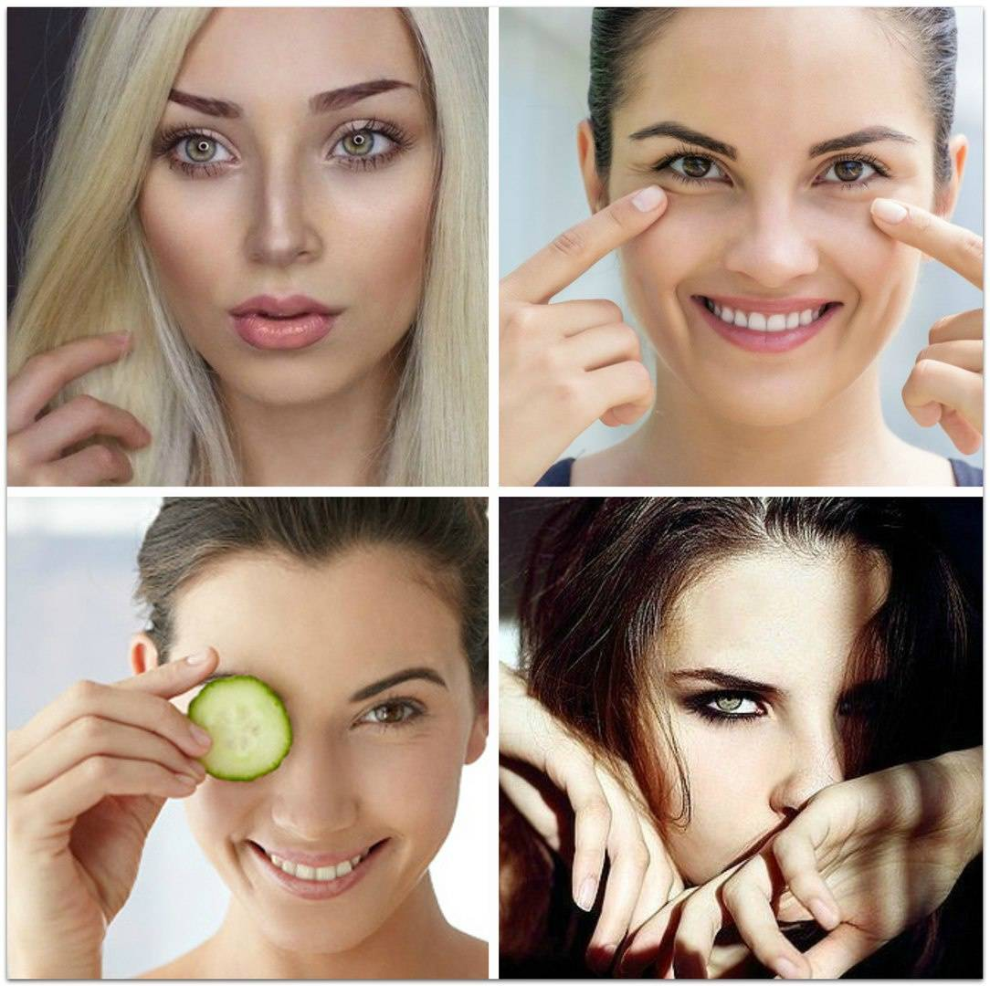 Эффективные рецепты масок от морщин вокруг глаз