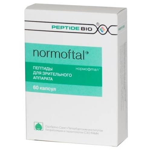 Нормофтал — описание и инструкция по применению