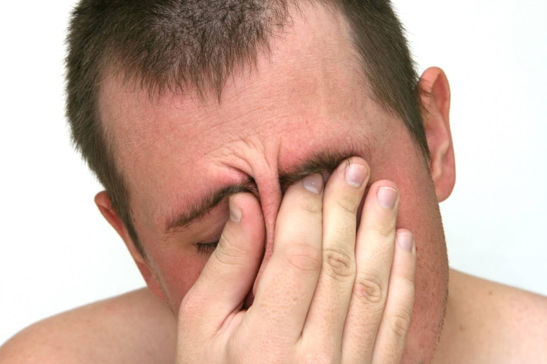 Ощущение тяжести в глазу - ваше здоровье