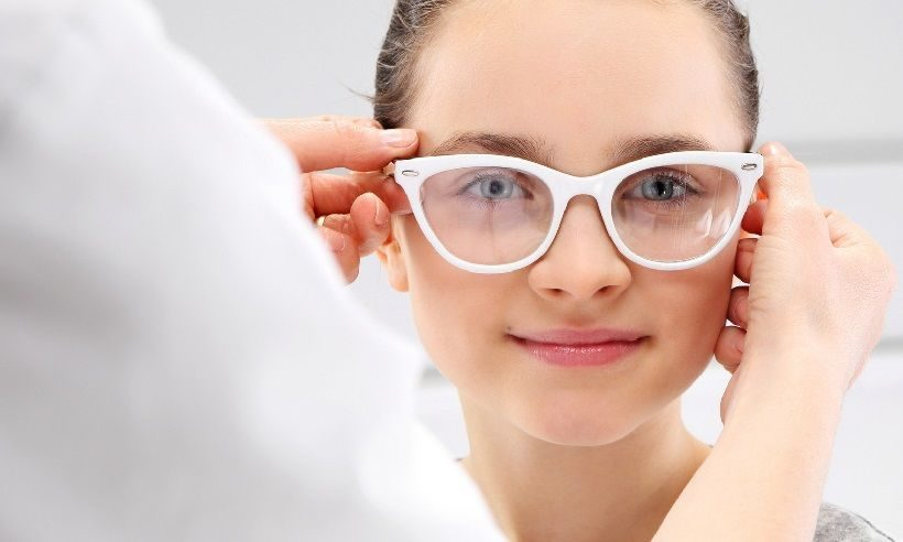 Корригирующие очки — офтальмология