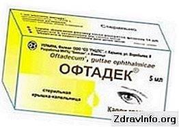 Офтадек – инструкция по применению глазных капель, цена, отзывы, аналоги
