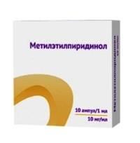 Метилэтилпиридинол - инструкция по применению, цена, отзывы и аналоги