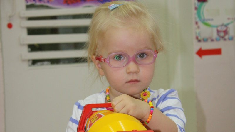 Детский сад для детей с нарушением зрения - как выбрать, чем отличается