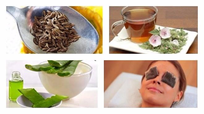 Лечение глаз народными средствами. — лечение народными средствами и лекарственными растениями