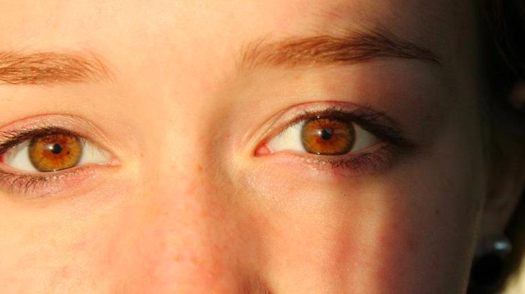 Цвет глаз — традиция