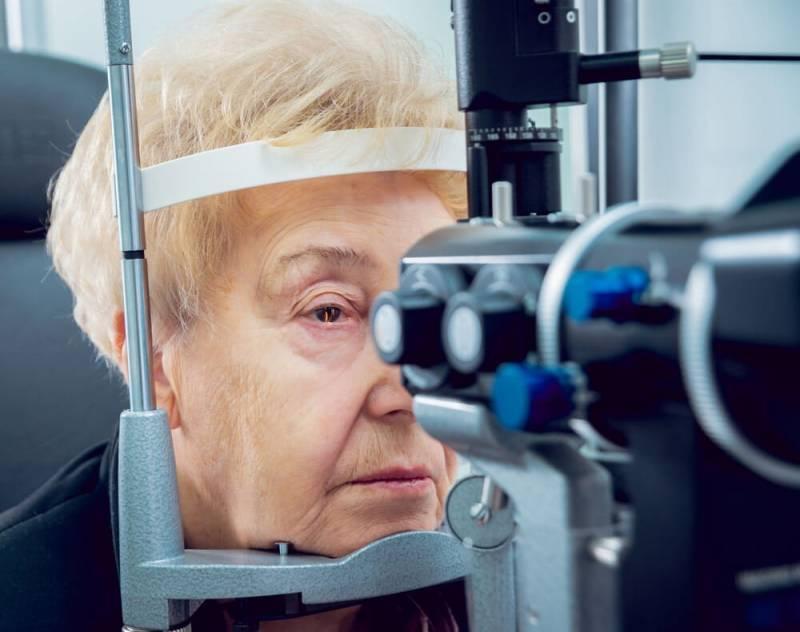 Лечение катаракты без операции