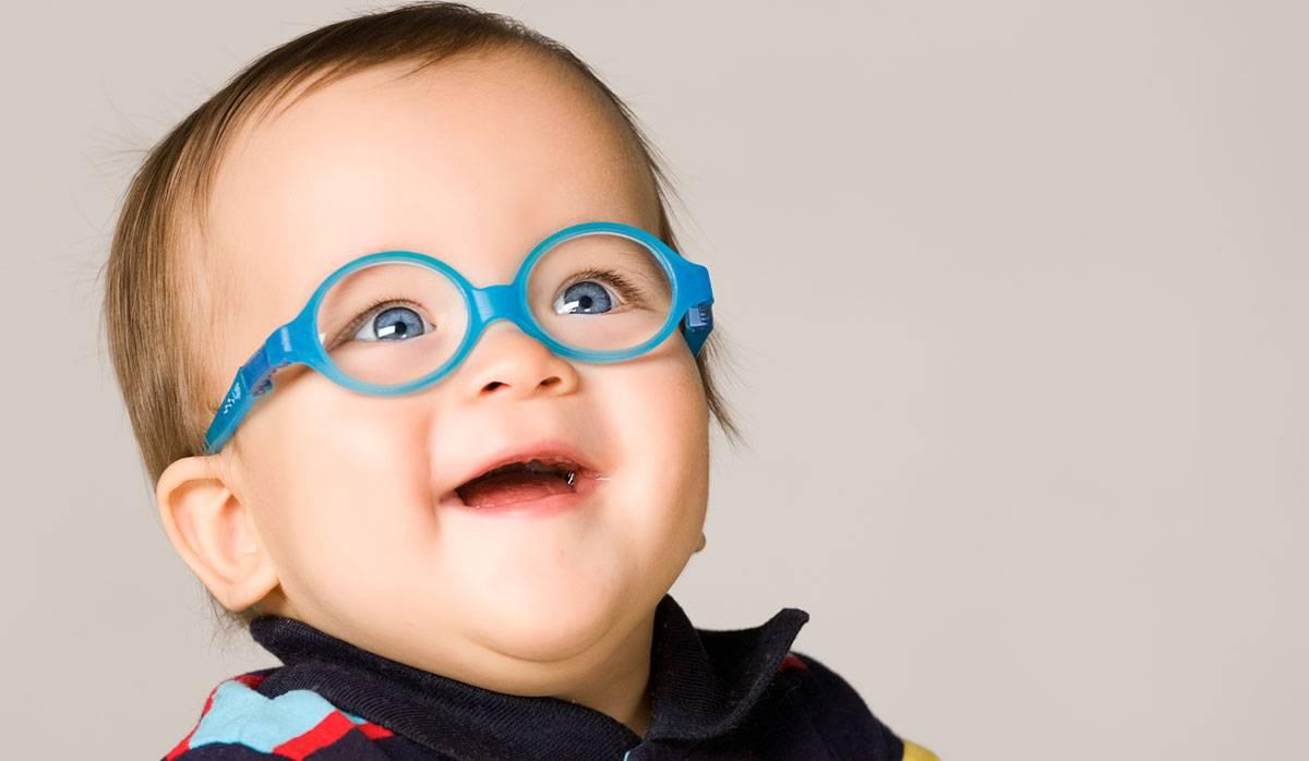 Зрение у детей - таблица нормы по возрастам
