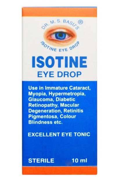 """Глазные капли """"айсотин"""": отзывы врачей, состав и инструкция по применению"""