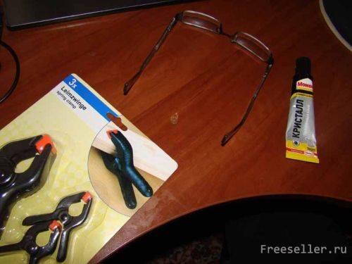 Ремонт очков своими руками. технология лазерной пайки